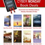 Cyber Monday Book Sale